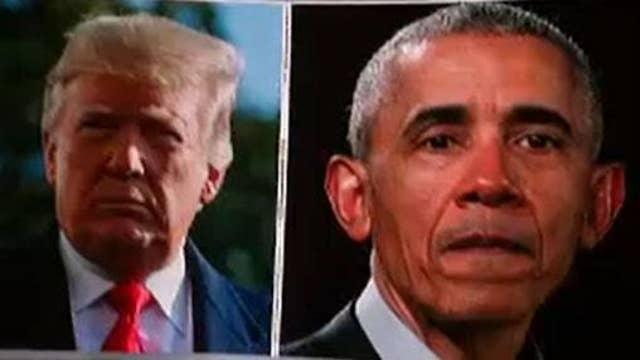 Trump vs Obama on Iran policy