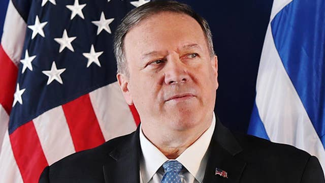 Pompeo: We didn't pay hostages, we took an approach that will lead to stability in the Middle East