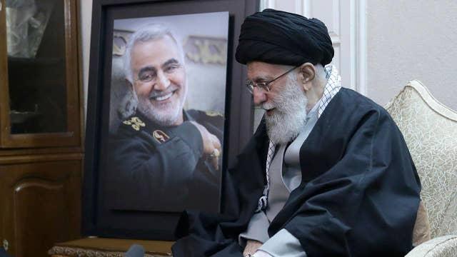 Iran vows harsh retaliation after US airstrike kills top general
