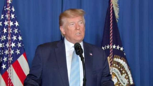 President Trump: Soleimani's reign of terror is over