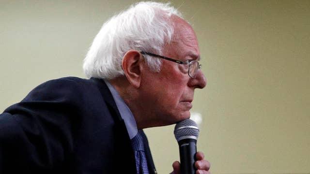 Sanders: Solemani's killing is a dangerous escalation, brings us closer to war