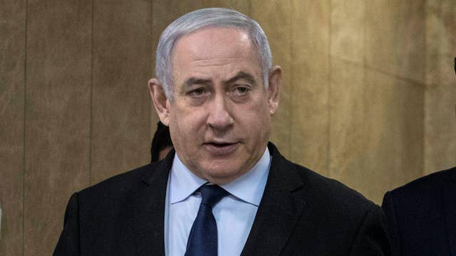 Benjamin Netanyahu: Just as Israel has the right of self-defense, the US has exactly the same right
