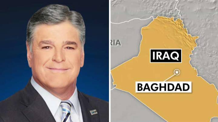 Sean Hannity on Baghdad airstrike: Massive win of US military, President Trump