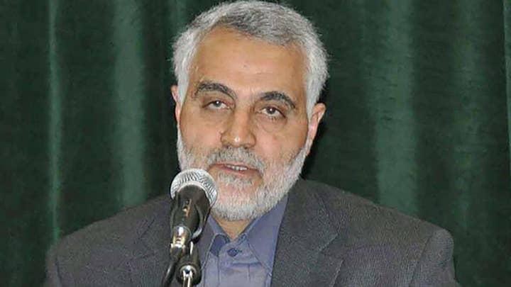 Iran's Soleimani was responsible for 17 percent of US troops killed in Iraq war, State Department says