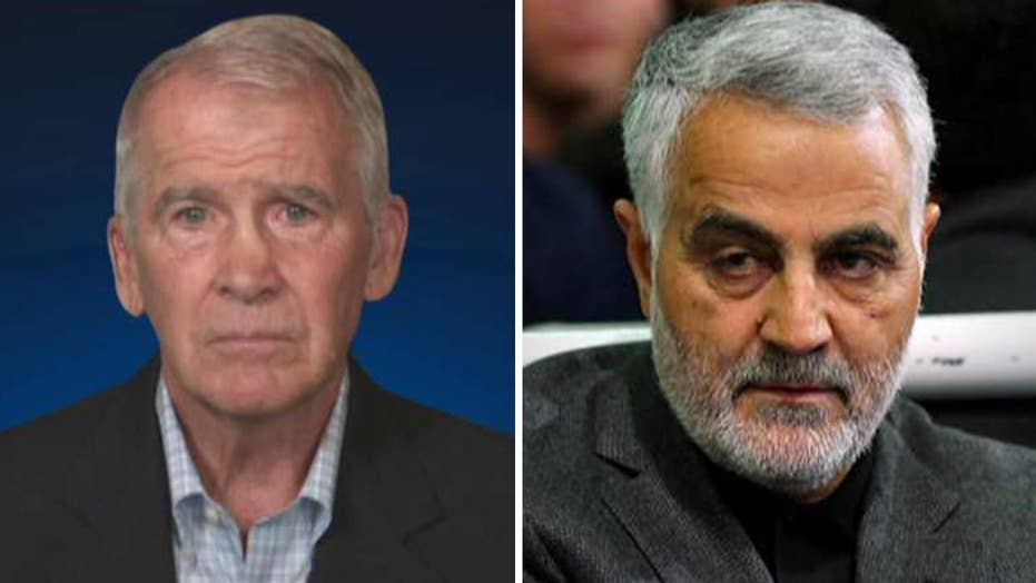 Oliver North: Soleimani has been the purveyor of terrorism for Iran for more than a decade