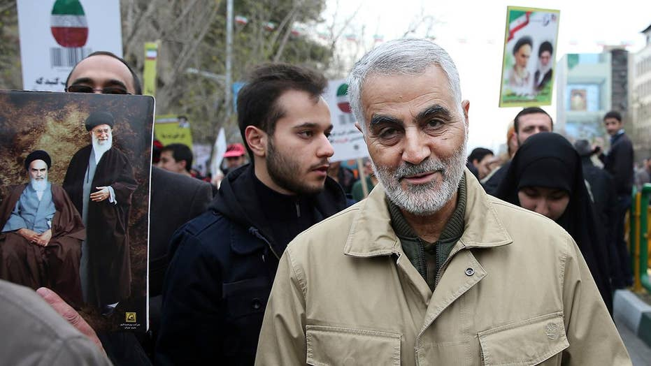 Qassem Soleimani, Iranian military officials killed in US airstrike