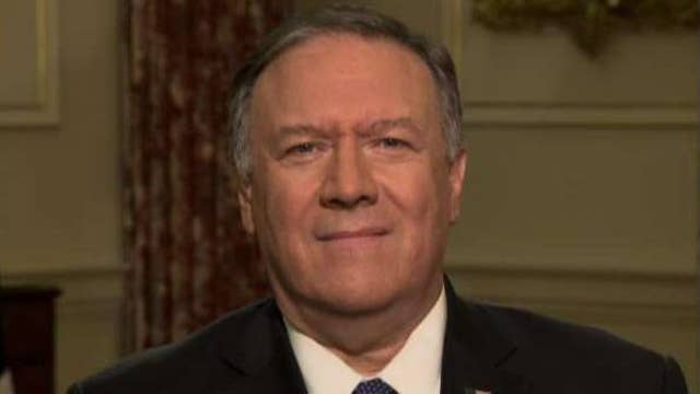 Pompeo: Airstrike on Soleimani disrupted an 'imminent attack'