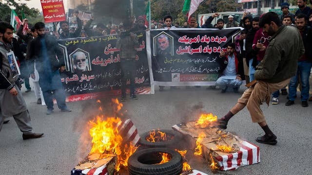 Former acting CIA director warns Iran will kill Americans after Soleimani strike