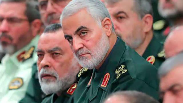 Did the media forget Qassem Soleimani was a terrorist?