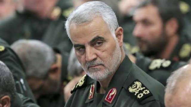 Soleimani's death sparks congressional debate on if Trump had the right to carry out strike