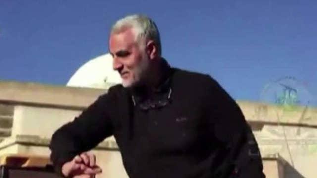 Airstrike kills 5 members of Iran-back militia