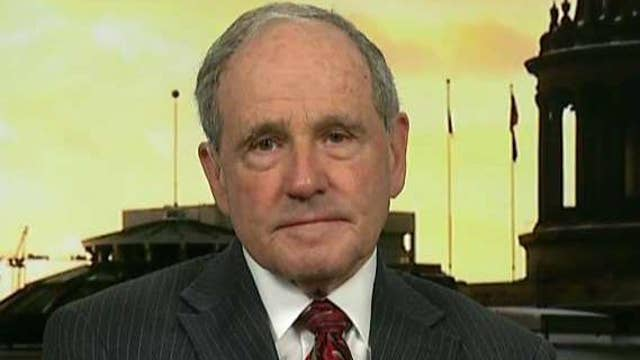 Sen. Risch: Iran crossed a red line with provocative events