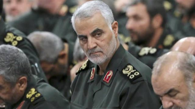 Eric Shawn: Republicans and Democrats differ on  Gen. Soleimani's demise