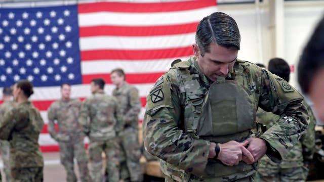 US sends 3,000 additional troops to Middle East