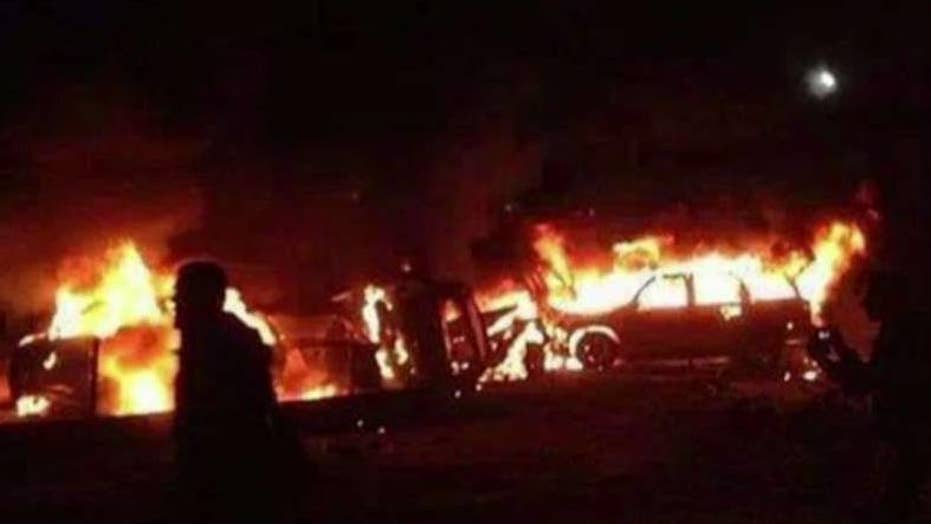 More airstrikes in Iraq following strike that killed Soleimani