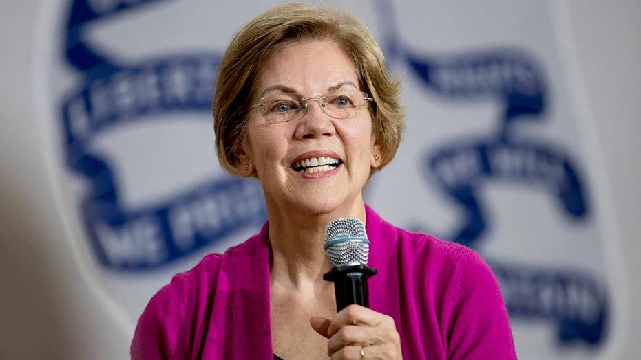 Elizabeth Warren vows to be the last president elected by the Electoral College