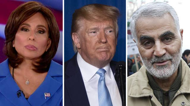 Judge Jeanine: Killing Soleimani needed to happen and Trump was the man to do it