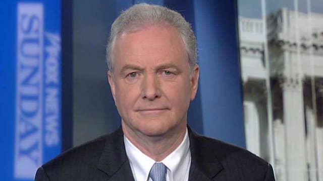 Sen  Van Hollen on tension in Congress over Iran, impeachment