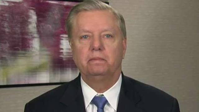 Sen. Lindsey Graham: The government in Iran is trying to take over Iraq