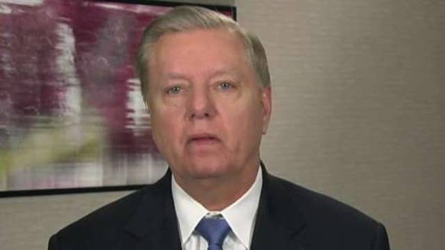 Sen. Lindsey Graham: It is a political stunt for Pelosi to not send articles to Senate