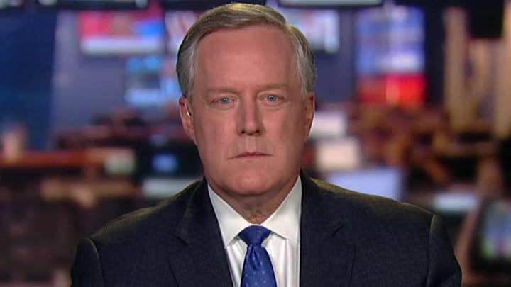 Rep. Meadows defends Trump's Iran policy, talks impeachment
