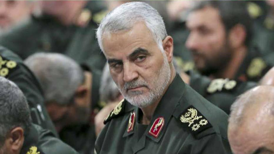 Republicans, Democrats divided on US killing of top Iranian general