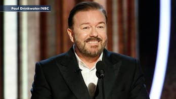 Raymond Arroyo: Golden Globes host Ricky Gervais gives celebs great advice – Too bad they were baffled by it