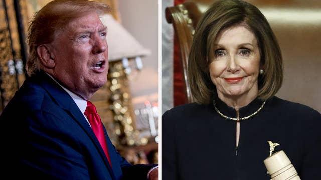 Trump critics in Congress preparing vote to limit war powers