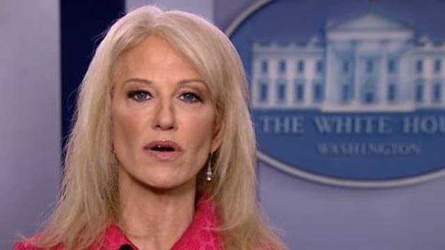 Dems 'project weakness' on foreign policy: Conway