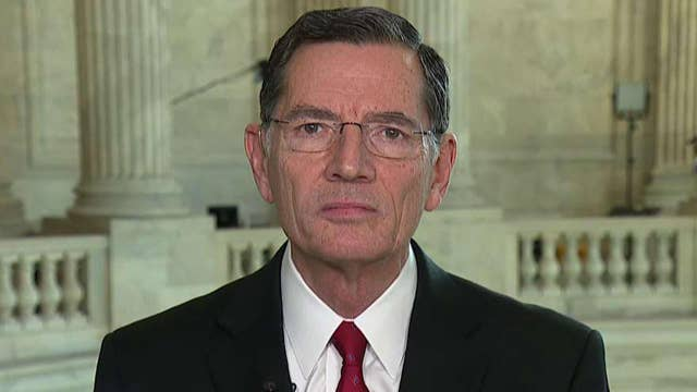 Sen. Barrasso: Taking out Soleimani was right decision because American lives were at stake