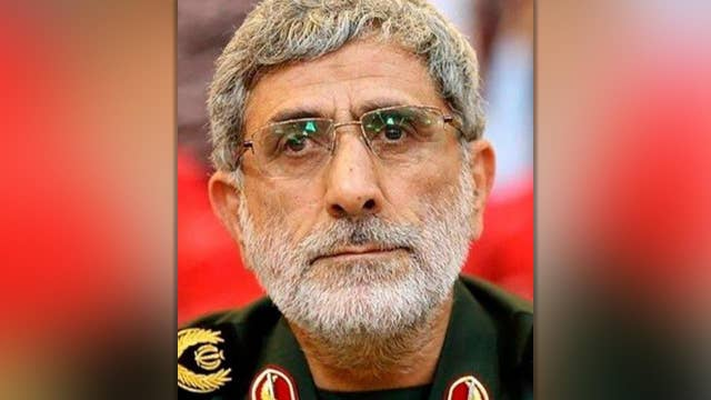 Soleimani replacement vows to fight to get US out of Iraq