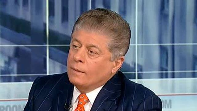 Judge Napolitano: Pelosi trying to coerce Senate into rules change