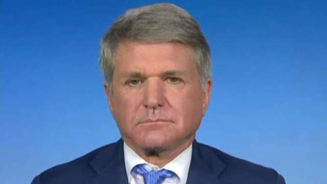 Rep. McCaul says he was briefed on 'imminent threat' posed by Soleimani