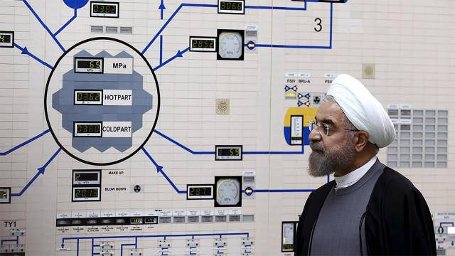 Iran could gain access to nuclear bomb in a few months, security experts estimate