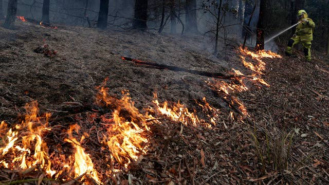Australian wildfires expected to burn for months to come