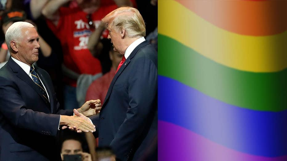 LGBTQ discrimination and the Trump administration: 'Disappointing but not a surprise'