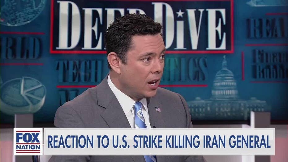 Trump's energy policy protects U.S. against Soleimani killing fallout: Jason Chaffetz