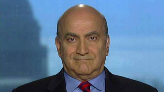 Walid Phares breaks down Iraqi parliament's vote to expel US troops