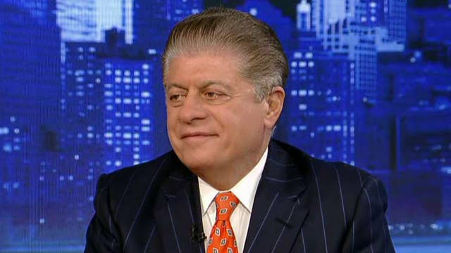 Judge Andrew Napolitano says John Bolton could open floodgates to a real impeachment trial in the Senate