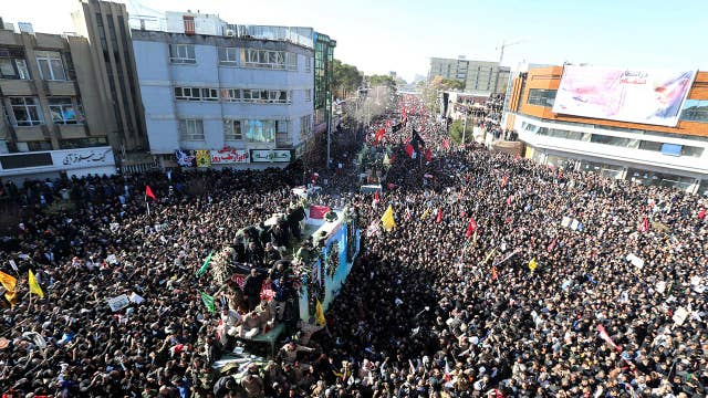 How do Iranians really feel about the death of Qassem Soleimani?