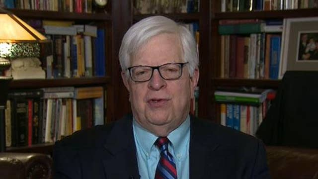 Dennis Prager: Hollywood actors need a 'safe space'