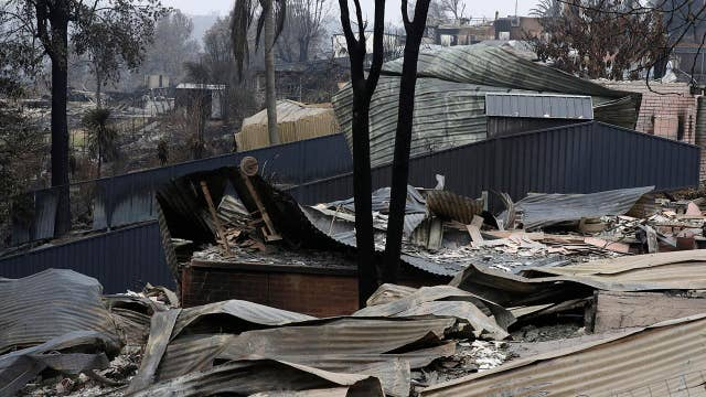 2,000 homes may have been lost in Australia wildfires