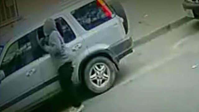 California sees surge in car break-ins with few thieves being prosecuted