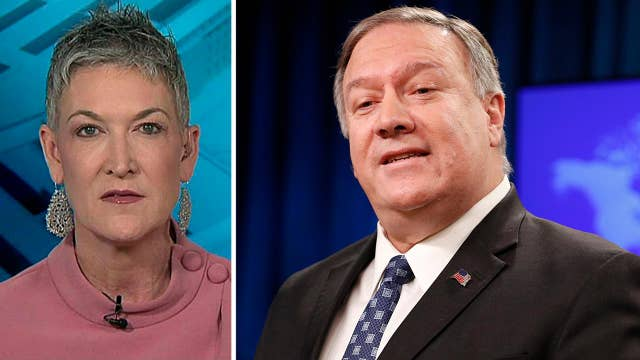 Griffin: Pompeo's 'baffling' account of Iran's support of Afghan Taliban network is an 'exaggeration at best'