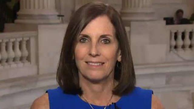 Sen. McSally calls on European partners to work with US to deter Iran