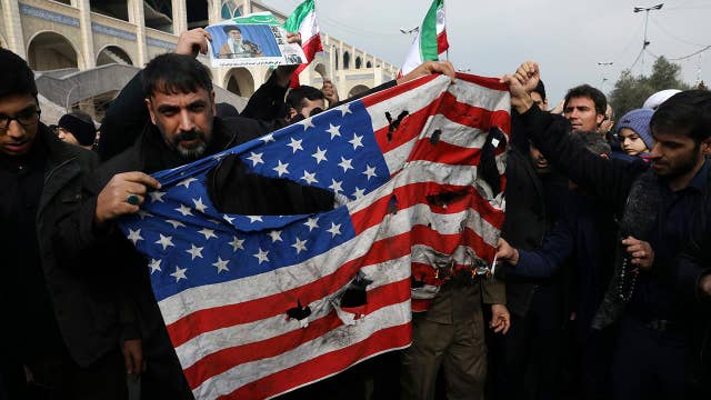 Three armies could be coming together in Mideast to strike back at US for Soleimani, Muslim scholar fears