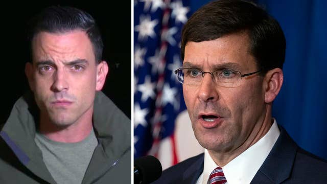 Trey Yingst: 'Shocking lack of understanding' from defense secretary on what's happening in Iraq