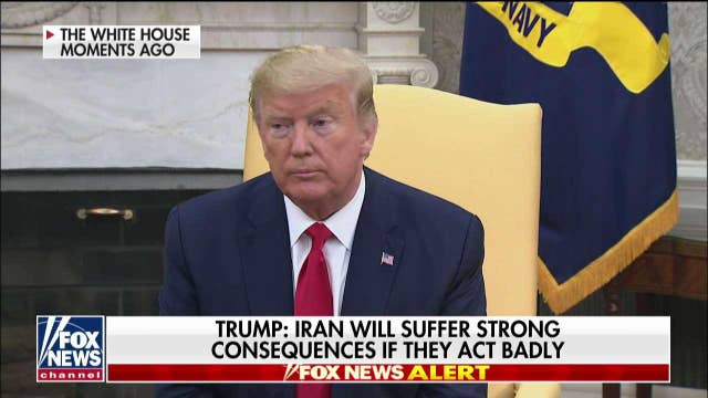 President Trump: Soleimani was planning a 'big and bad attack'