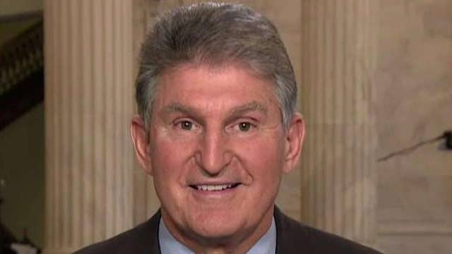 Sen. Joe Manchin wants to know the Trump administration's endgame for Iran