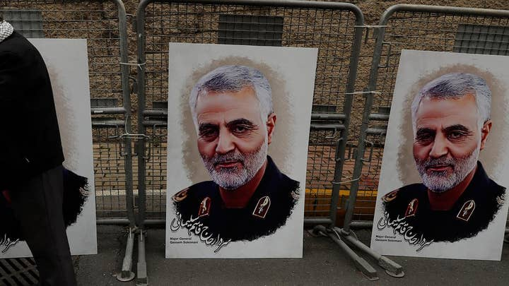 Timeline of events leading to Soleimani strike